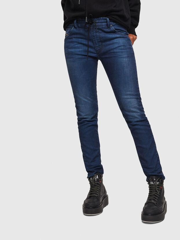 Krailey JoggJeans 069KM, Dunkelblau - Jeans