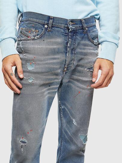 Diesel - D-Eetar 009BN, Mittelblau - Jeans - Image 3