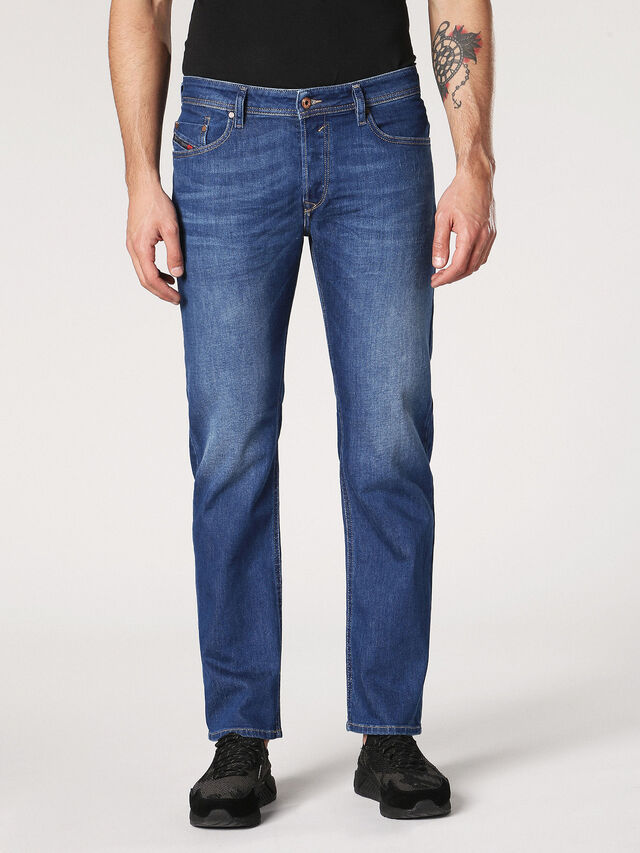 WAYKEE 084RM, Jeansblau