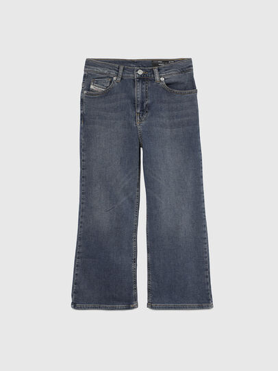 Diesel - WIDEE-J JOGGJEANS, Bleu moyen - Jeans - Image 1