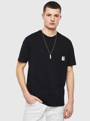 T-RISEN, Schwarz - T-Shirts