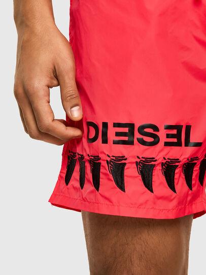 Diesel - BMBX-WAVE 2.017, Rosa - Boxer da bagno - Image 3