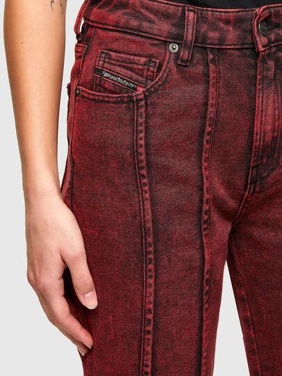 Diesel - D-Joy 009RJ, Rosso - Jeans - Image 3