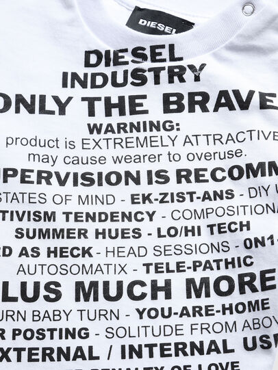 Diesel - TDIEGOS3B, Blanc - T-shirts et Hauts - Image 3
