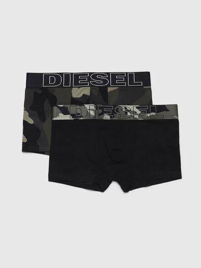Diesel - UMBX-UDAMIENBIPACK, Schwarz/Grün - Underwear - Image 1