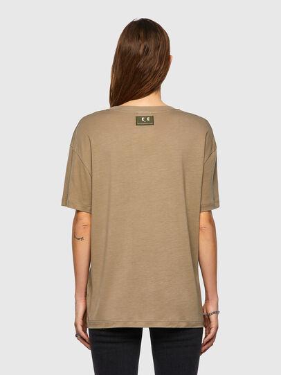 Diesel - T-ENKA-C.C, Marron Clair - T-Shirts - Image 2