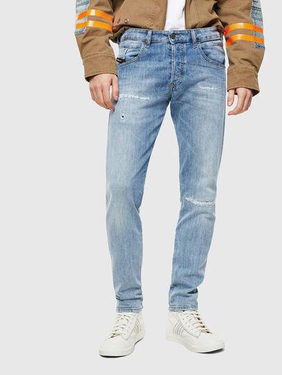 Diesel - D-Bazer 0095V, Hellblau - Jeans - Image 1