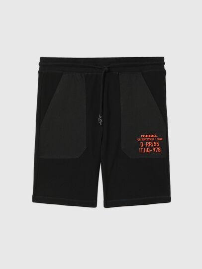 Diesel - UMLB-PAN-W, Noir - Pantalons - Image 1