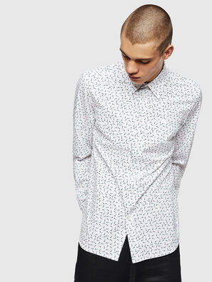 S-VEN-NAIL, Weiß - Hemden