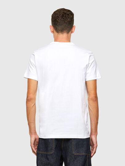 Diesel - T-DIEGOS-X40, Weiß - T-Shirts - Image 2