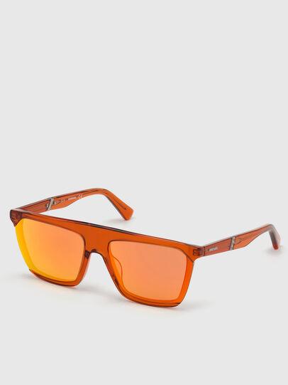 Diesel - DL0323, Orange - Sonnenbrille - Image 2
