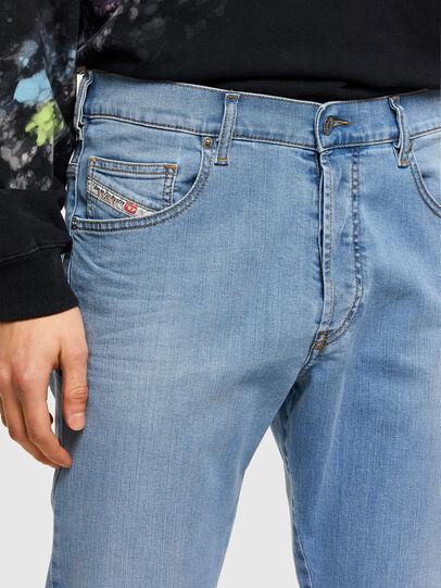 Diesel - D-Yennox 009NX, Bleu Clair - Jeans - Image 4