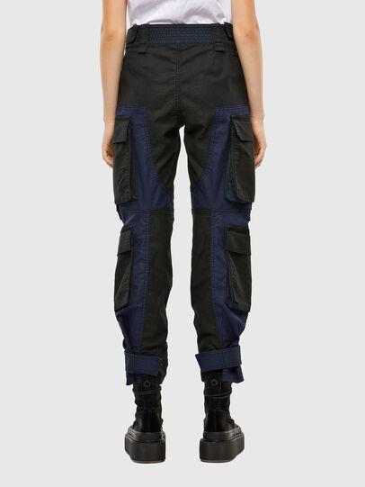 Diesel - D-Kiki JoggJeans® 009KM, Schwarz/Dunkelgrau - Jeans - Image 2