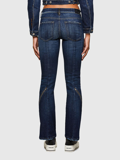 Diesel - D-Ebbey 009SC, Dark Blue - Jeans - Image 2