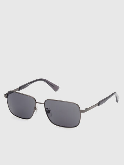 Diesel - DL0354,  - Sunglasses - Image 2