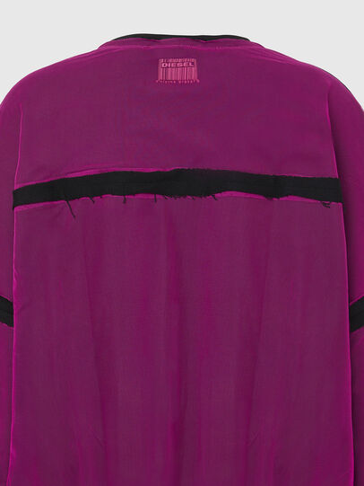 Diesel - F-TRULY, Fuchsie - Sweatshirts - Image 5