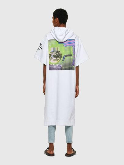 Diesel - D-ORSY, Blanc - Robes - Image 2
