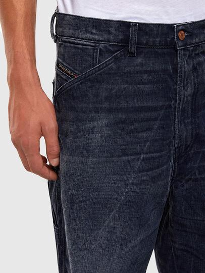 Diesel - D-Franky 009IY, Dunkelblau - Jeans - Image 3