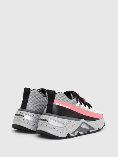 Diesel - S-HERBY SB, Grau/Schwarz - Sneakers - Image 3