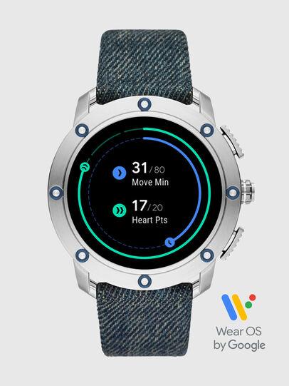 Diesel - DT2015, Jeansblau - Smartwatches - Image 6