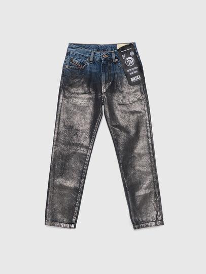 Diesel - MHARKY-J, Argento - Jeans - Image 1