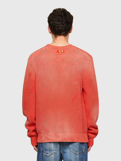 Diesel - K-KENTUCKY, Orange - Strickwaren - Image 2