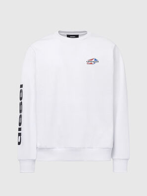 S-GIRK-K14, Weiß - Sweatshirts