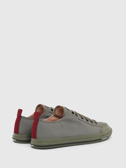 Diesel - S-ASTICO LOW CUT, Dunkelgrau - Sneakers - Image 3