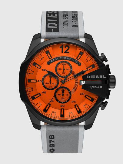 Diesel - DZ4535, Schwarz/Orange - Uhren - Image 1