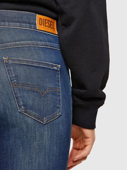 Diesel - Sandy 009HL, Bleu Foncé - Jeans - Image 4