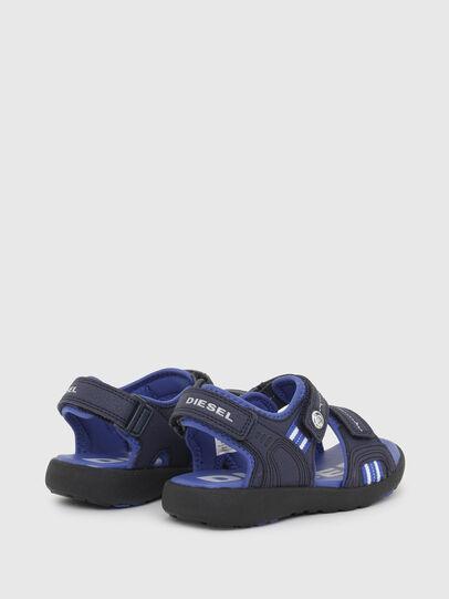 Diesel - S-ANDAL CH, Bleu - Footwear - Image 3