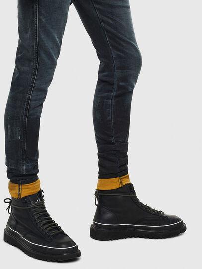 Diesel - D-Reeft JoggJeans 069MD, Dunkelblau - Jeans - Image 6