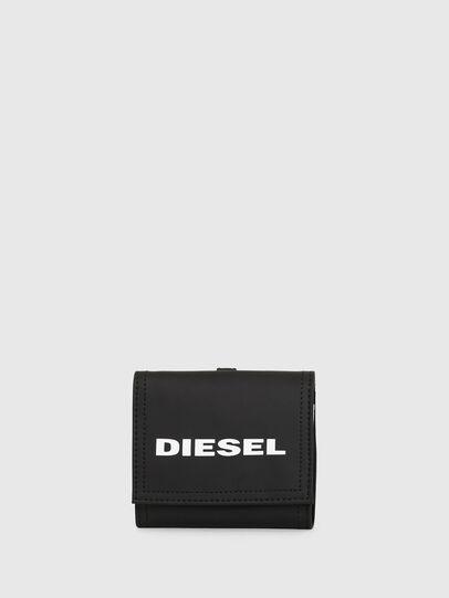 Diesel - YOSHINO LOOP, Schwarz - Kleine Portemonnaies - Image 1