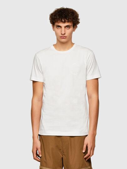 Diesel - T-DIEGOS-A4, Weiß - T-Shirts - Image 1