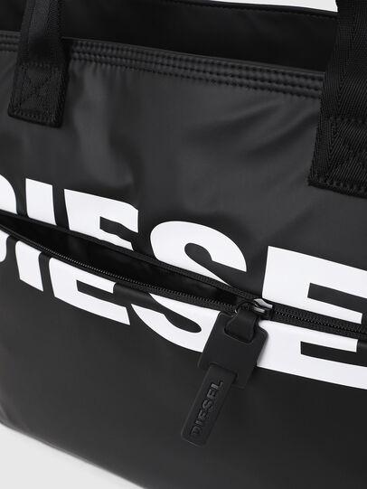 Diesel - F-BOLD SHOPPER II, Schwarz - Shopper und Schultertaschen - Image 4