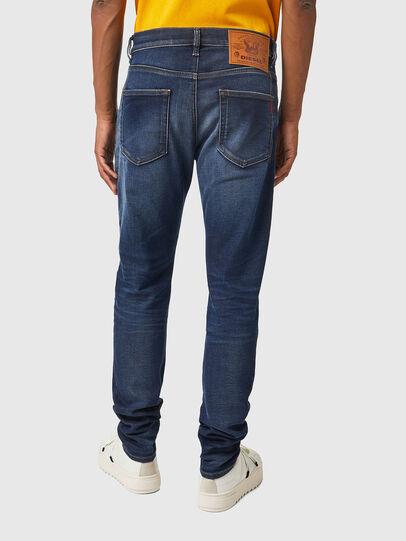 Diesel - D-Strukt JoggJeans® 069XG, Blu Scuro - Jeans - Image 2