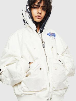 G-RAMS, Weiß - Jacken