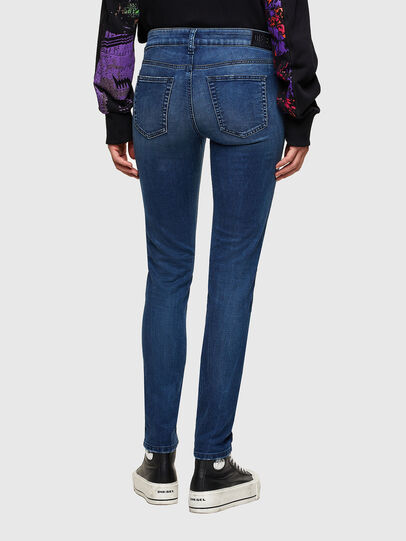 Diesel - D-Ollies JoggJeans® 069SM, Dunkelblau - Jeans - Image 2