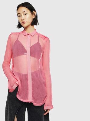 C-RAILY-ROUCHE, Rosa - Hemden