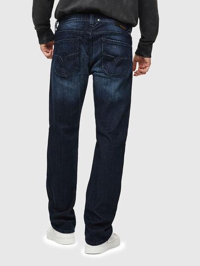Diesel - Larkee 0095W, Dunkelblau - Jeans - Image 2
