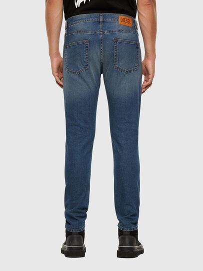 Diesel - D-Strukt 009EI, Mittelblau - Jeans - Image 2