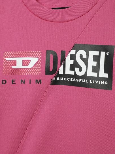Diesel - SGIRKCUTYB-FL-R, Rose - Pull Cotton - Image 3