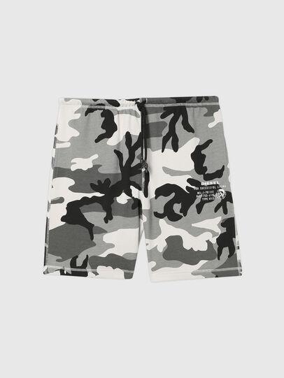 Diesel - UMLB-EDDY, Gris - Pantalons - Image 1
