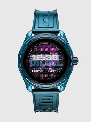DT2020, Bleu - Smartwatches