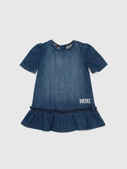 Diesel - DEIVIB, Mittelblau - Kleider - Image 1