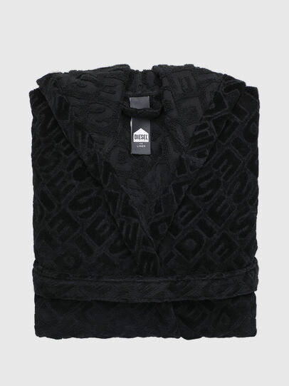 Diesel - ACC  3DLOGO     CAP, Black - Bath - Image 1