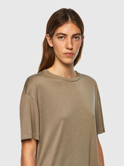 Diesel - T-ENKA-C.C, Marron Clair - T-Shirts - Image 4