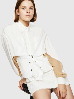 C-LEXYS, Weiß - Hemden