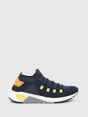 S-KB ATHL LACE, Blau/Gelb - Sneakers
