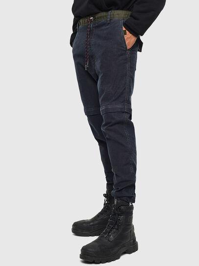 Diesel - D-Everi JoggJeans 009BI, Dunkelblau - Jeans - Image 3